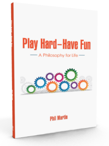 Play Hard—Have Fun is HERE!