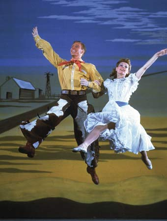 Rodgers and Hammerstein reshape the modern musical by taking risks